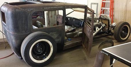 Indiana Hot Rat Rod, Gasser, Dragster Parts And Suicide Frames