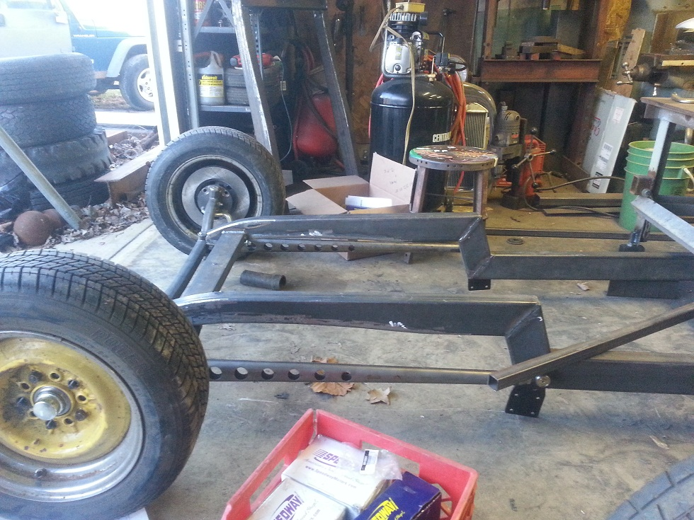 Old Tin Rods Midwest Source For Rat Rod Parts